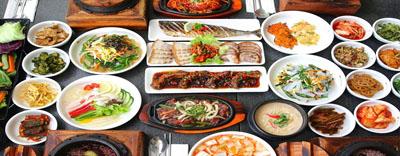 Đồ ăn Hàn Quốc