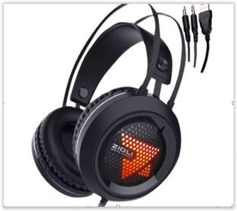 Tai nghe Gaming ZIDLI ZH6